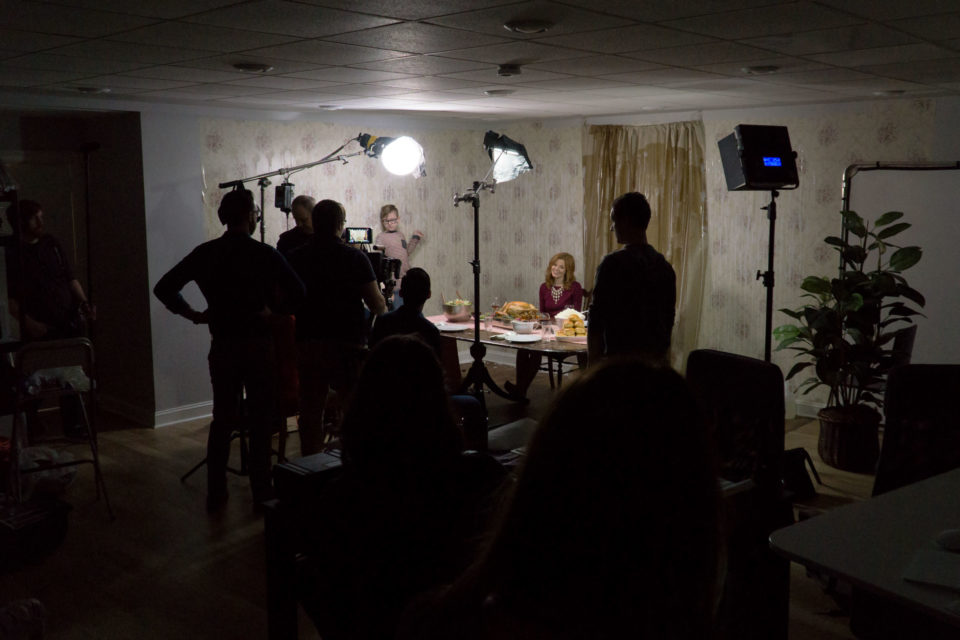 LampHouse On Set